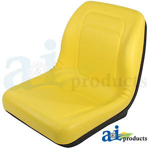 Compatible With John Deere Seat Ylw Lva10029 4710 4700 4610 4600 4510 4500 4410