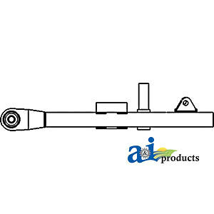 Compatible With John Deere Pull Arm Front Lh Af2715r 520 530 620 630 720 73