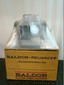 Baldor Reliancer 1 2hp Electic Motor 3450rpm 230v 1ph 2409327sx 01