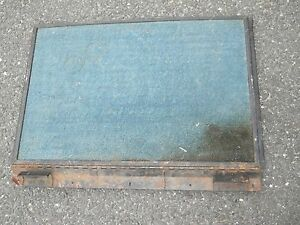 1971 1972 1973 Ford Mustang And Mach 1 Folddown Rear Seat Trap Door Assembly