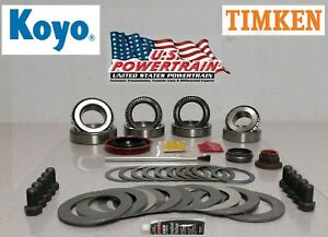 New Master Bearing Ring And Pinion Installation Kit 8 8 10 Bolt Fits 83 06 Ford