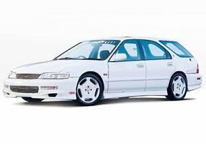 1994 1995 Honda Accord Wagon W Typ Urethane 4pc Complete Kit