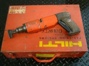 Hilti Powder Actuated Fastening 076974 Dx400