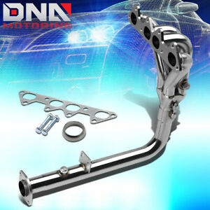 Stainless Steel 4 1 Header For 94 97 Honda Accord 2 2 4cyl Cd Exhaust Manifold