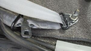 84 Pontiac Fiero 2 5l 4cyl Seat Belt Winder Passenger Rh Light Gray