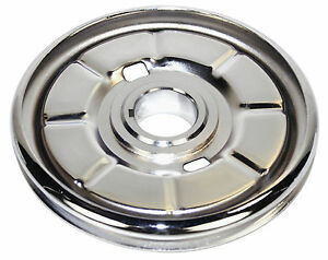 Vw Bug Pulley Vw Beetle Crankshaft Pulley Chrome Vw Dune Buggy Crank Pulley