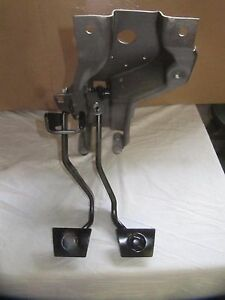 1968 68 Gto Judge Lemans 4 Speed Clutch Pedal Set Up 4 Spd Ram Air Iii Iv