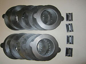 Chrysler 9 25 Clutch Pack For Factory Posi Limited Slip 1500 Dakota Durango Oem