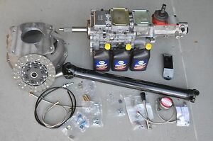 Aston Martin V8 Automatic To Tremec 5 Speed Gearbox Conversion Kit