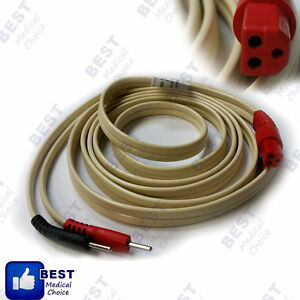 Lead Wire For Quattro Ems If Combo 4 Channel Clinical Muscle Stimulator
