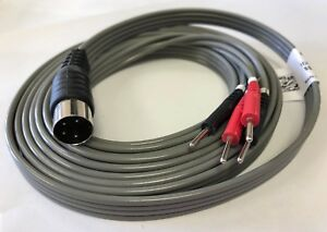 Lead Wire For Chattanooga Muscle Sim Electrotherapy Unit Channel 3