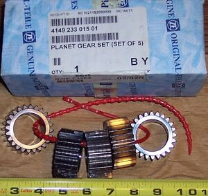 Zf Transmission Planet Gear Set P N 4149 233 015 Trans Rebuild Parts