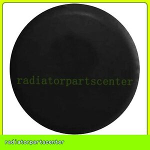 Spare Cover 32 33 Black Pu Leather Tire Cover For Jeep Wrangler Liberty