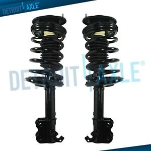 Front Struts Coil Spring Assembly For 1993 1999 2000 2001 2002 Toyota Corolla