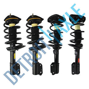 Front Rear Strut Kit For 2004 2005 2006 2007 2008 Pontiac Grand Prix 16 Wheel
