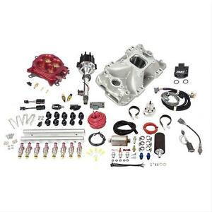 Fast 3011454 05 Xfi 550 Hp Fuel Injection System For Chevrolet Big Block Engines