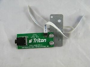 Triton 9100 Atm Headset Adapter Ada Part Number 01152 00085 Rev A
