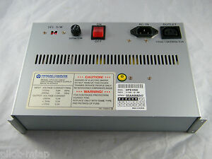 Mini bank 1000 Atm Power Supply Assembly Part 711304 02 ab Md Hps145c