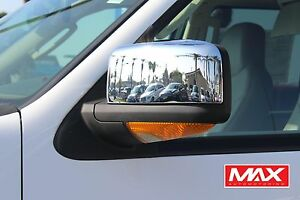 Mcfd102 2003 2006 Ford Expedition Lincoln Navigator Chrome Side Mirror Cover