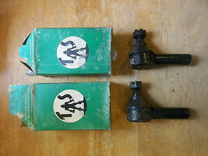 1958 1959 Ford Truck Tie Rod Ends R Or L