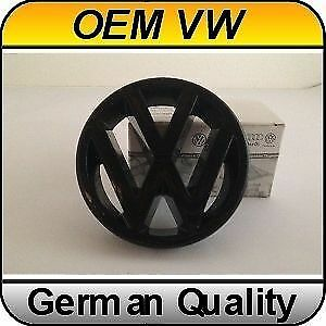 Original Vw Front Grill Badge Golf 2 3 Gti Jetta Vento Genuine Oem Emblem