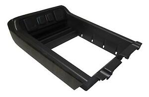 Factory New Gm Front Center Console Trim Panel Tray Curly Koa 22995097