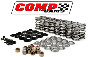 Comp Cams 660 Dual Valve Springs Kit W Steel Ret For Chevrolet Gen Iii Iv Ls