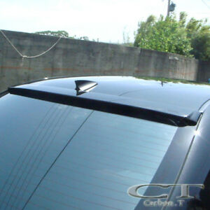 Painted Corolla Toyota Altis Rear Roof Spoiler Window Wing New 08 13