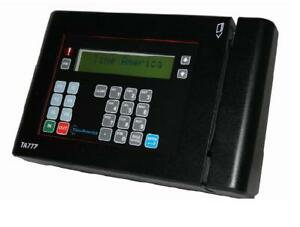 Time America Ta777 Data Terminal no Software