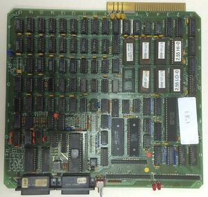 Thermwood Cartesian 5 Bd 485 A Cpu Board