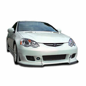 B 2 Front Bumper Body Kit 1 Pc For Acura Rsx 02 04 Duraflex