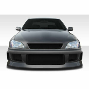 Is300 C Speed Front Bumper Body Kit 1 Pc For Lexus Is Series 00 05 Dur
