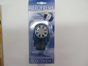 Car Air Freshener Car Perfume Adjustable Control Dial Clipon Vent Cool Cologne
