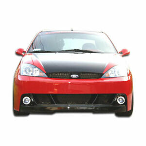 Pro Dtm Front Bumper Body Kit 1 Pc For Ford Focus 00 04 Duraflex