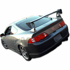 Type M Rear Bumper Body Kit 1 Pc For Acura Rsx 02 04 Duraflex