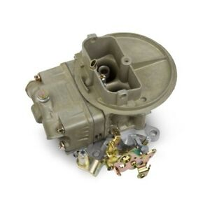 Holley 0 4412ct 500cfm 2bbl Carb Designed For Circle Track Racing