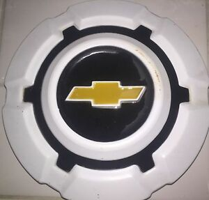 Chevy Hubcap Dog Dish