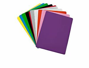 Dry Erase Magnet Sheets 9x12 10 sheets Colors Made In Usa