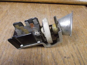 1969 Ford Mustang Mach 1 Boss 302 429 Autolite Headlight Switch Used