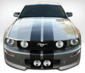 Ford Mustang 2005 09 Eleanor Urethane Front Bumper Body Kit