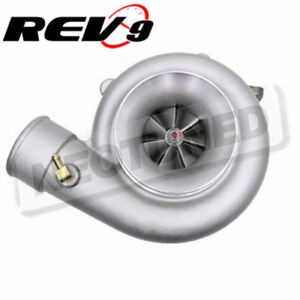 Rev9 Tx 60 62 Turbo Charger 65 A R 3 V Band Exhaust 62mm T3 Flange 550hp