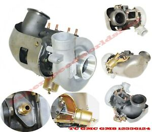 Gm8 12556124 Diesel 6 5l Turbo Charger Fit 96 00 Gmc 2500 3500 K2500 K3500