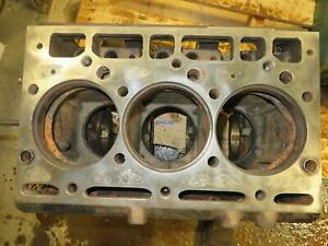 International Ih D155 Engine Block Used 3055000r4 3 Cyl Diesel