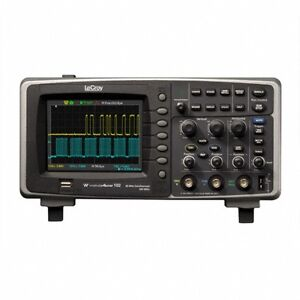 Lecroy Waveace 102 Digital Oscilloscope 60mhz 2ch 500ms s Max 4kpts ch Warranty