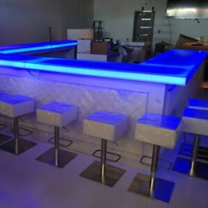 Led Bar Shelf Liquor Bottle Shelves Bottle Display Shelving Rack Tables