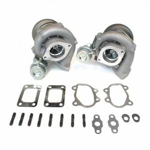 Rev9 For 90 96 300zx Z32 Upgrade Bolt On Twin Turbo Charger Vg30dett T28 600hp
