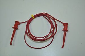 60 Pomona Mini Grabber To Mini Grabber Patch Test Cable Model 3781 60