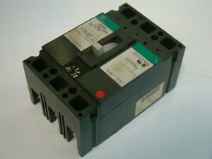 Ge Mag break Circuit Breaker 7amp 600vac 3pole Tec36007