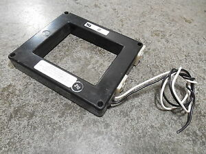 Used General Electric 567l 162 Current Transformer 1600 5 Ratio 75a105899p107