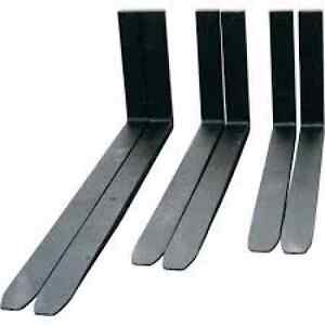 Class Iii Forklift Forks 1 3 4x5x48 Sold As A Set